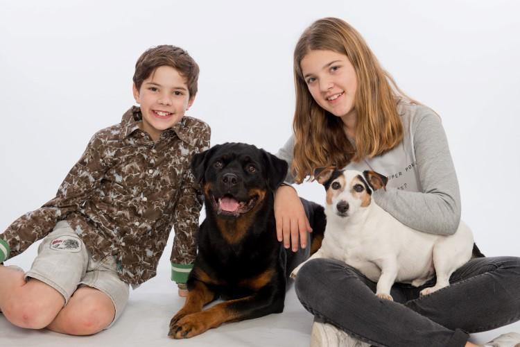 Met dieren